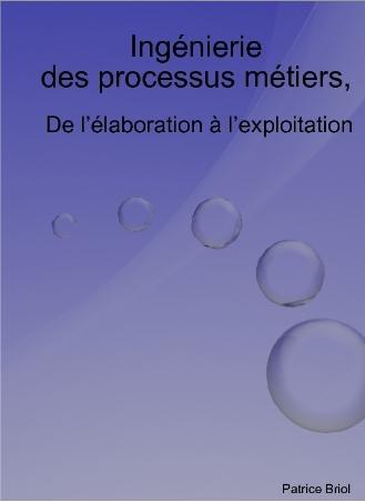 Ingénierie des processus métiers par Patrice Briol