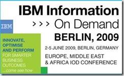 Information On Demand - IBM - Berlin 2009