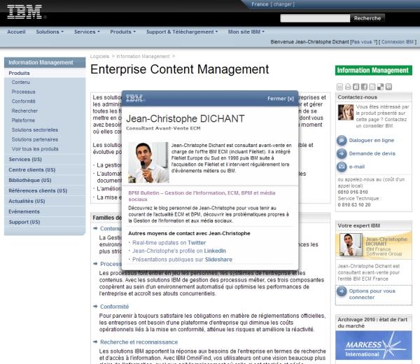 IBM ECM accueille BPM Bulletin