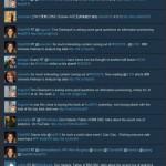 IOD2010 Twitter fall