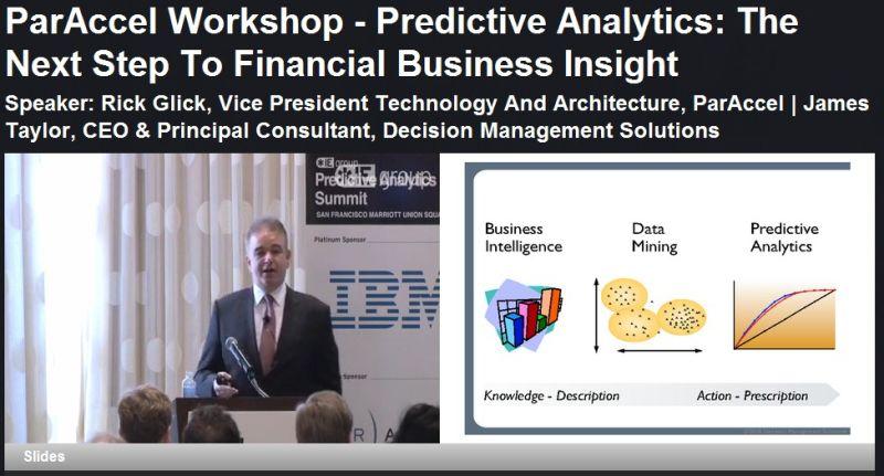 james_taylor_predictive_analytics