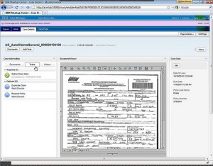 IBM ACM Advanced Case management