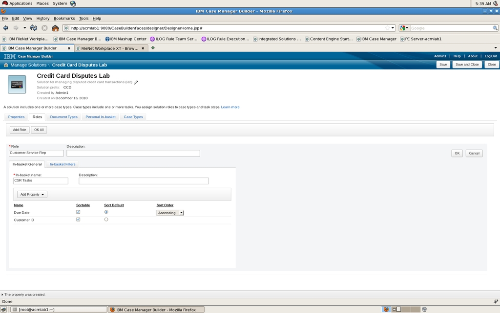 IBM Advanced Case Management - Solution de Gestion d'affaires