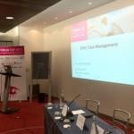 table ronde et présentation du Case Management lors du forum CXP Paris 2011