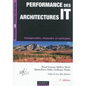 Performance des architectures IT - le livre