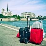 vue de Notre-Dame à paris depuis les quais de Seine