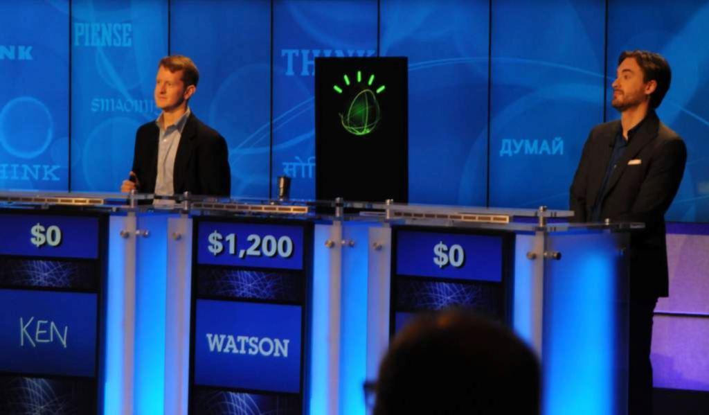 Watson utilise des solutions analytiques de type Big Data