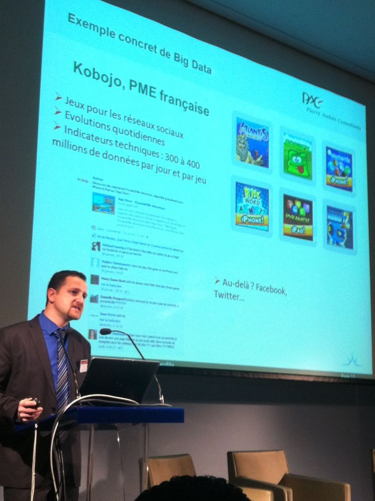 Big Data le cas Kobojo par Oliver Rafal PAC