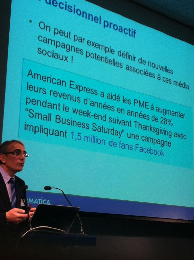 exemple big data American Express