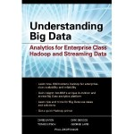 Understanding Big Data, la couverture du livre