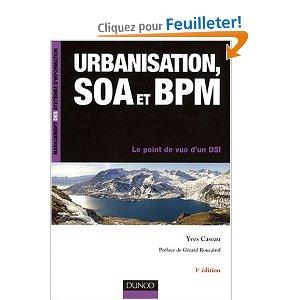 Urbanisation, SOA et BPM, le point de vue d'un DSI