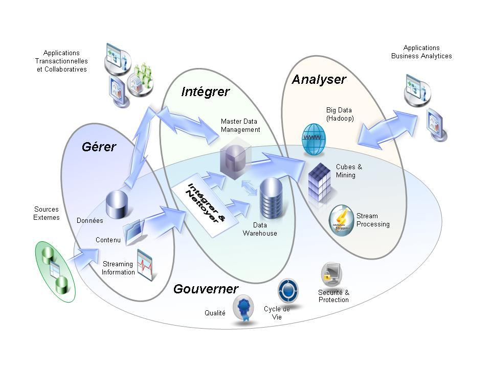 Information Management: gérer, intégrer, analyser et gouverner